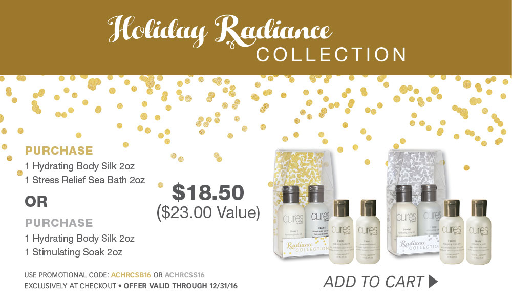 Holding Radiance Collection